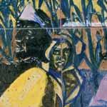 El Grito (The Cry) – right panel