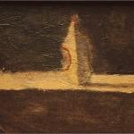 """Vino San Ignacio, 9.5"""" x 14"""", 1987"""