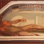 "Redwood Drive, 48.5 x 78"", 1992"