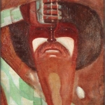 "The Ultimate Thirst, 21"" x 14.5"", 1988"