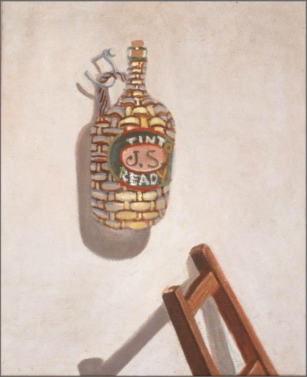 "Tinto Ready, 29"" x 32.5"", 1988"