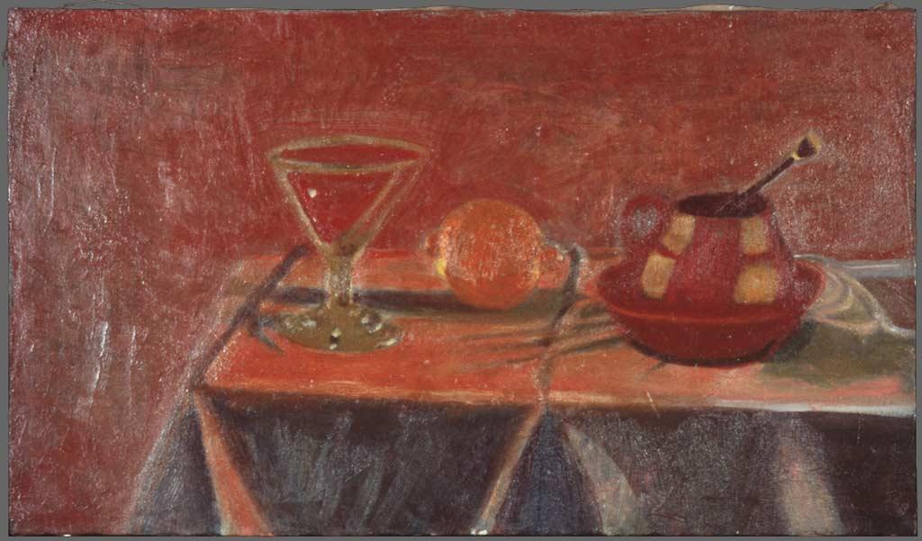 "Honey Pot, 14"" x 24"", 1990"