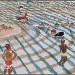 Swimming, 1975