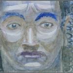 Male face, 1980