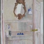 Walnut Street bathroom, 1988