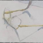 Glasses in grey, 1990