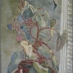 Walnut Street houseplant,1990