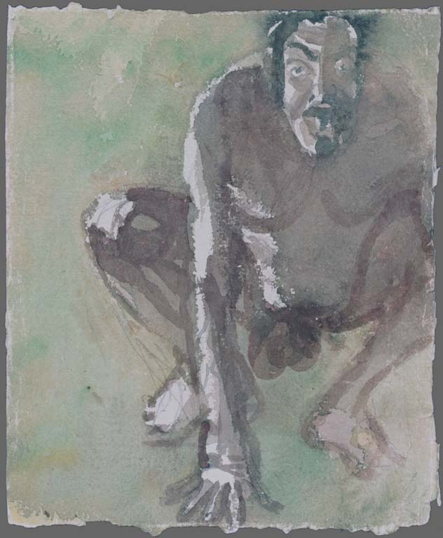 Self portrait, 1995