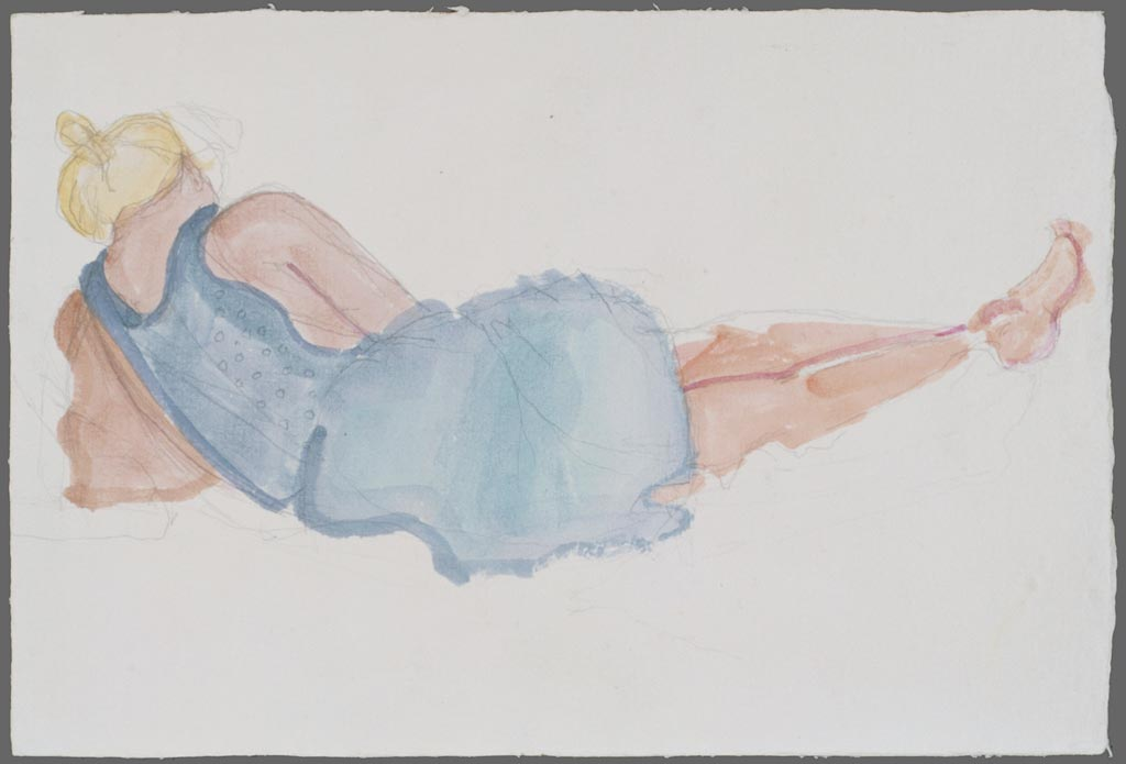 Alison backside, 1993