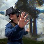 <strong>Ruben Alexander Barron</strong> Virtual Haiku, virtual reality installation