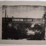 "<strong>Jeremy Rathjen</strong>    Crime, 20"" x 26"", Photogravure"