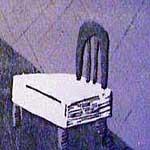 """Libro del Rechazo"", 2009 <div id=""copy"">© Lorenzo Hurtado Segovia</div>"