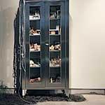 """Curandera's Botanica"", installation, 2009<div id=""copy"">© Amalia Mesa-Bains</div>"