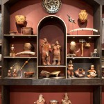 """New World Wunderkammer"", central piece, center<div id=""copy"">© Amalia Mesa-Bains</div>"