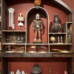 """New World Wunderkammer"", central piece, right<div id=""copy"">© Amalia Mesa-Bains</div>"