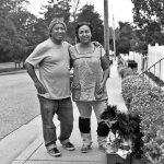 """Edward Ramirez: """"Jose y Josephina"""", photolithography,  2015"""