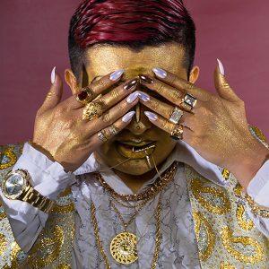 """No Soy Huicho, Soy Jorge"", inkjet print, 44"" x 70"", 2018 <div id=""copy"">© Jorge Gomez Gonzalez</div>"